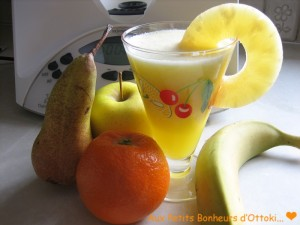 Jus fruits à ma façon