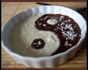 Crème yin yang