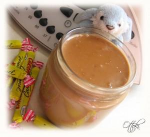 Crème carambar à tartiner
