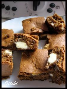 Fondants épicés chocolat blanc
