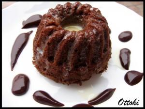 Gâteau chocolat allégé