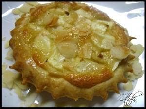 Tartelettes feuilletées pomme