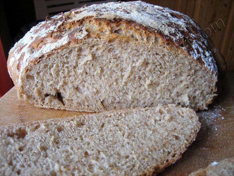 Ottoki pain de petit peautre - Cuisiner le petit epeautre ...