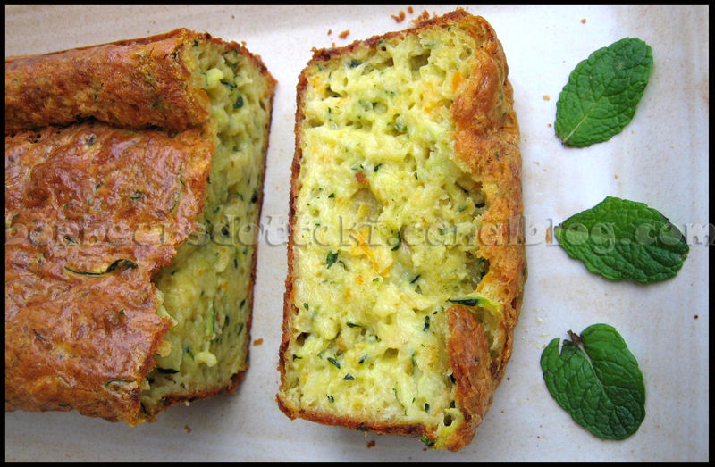 Cake Sophie Courgette Carotte