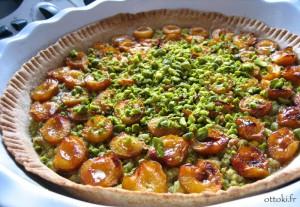tarte mirabelle pistache copie