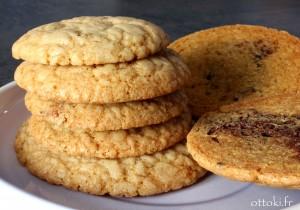 Cookies coeur de Nutella 2500