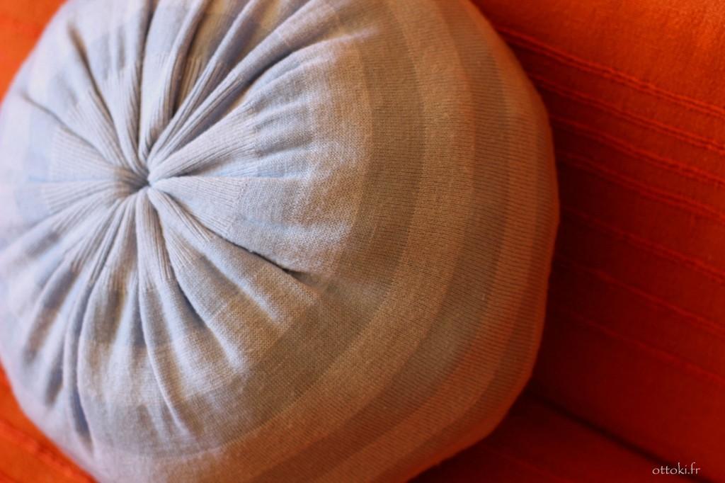 Ottoki comment fabriquer un joli - Comment fabriquer un coussin ...