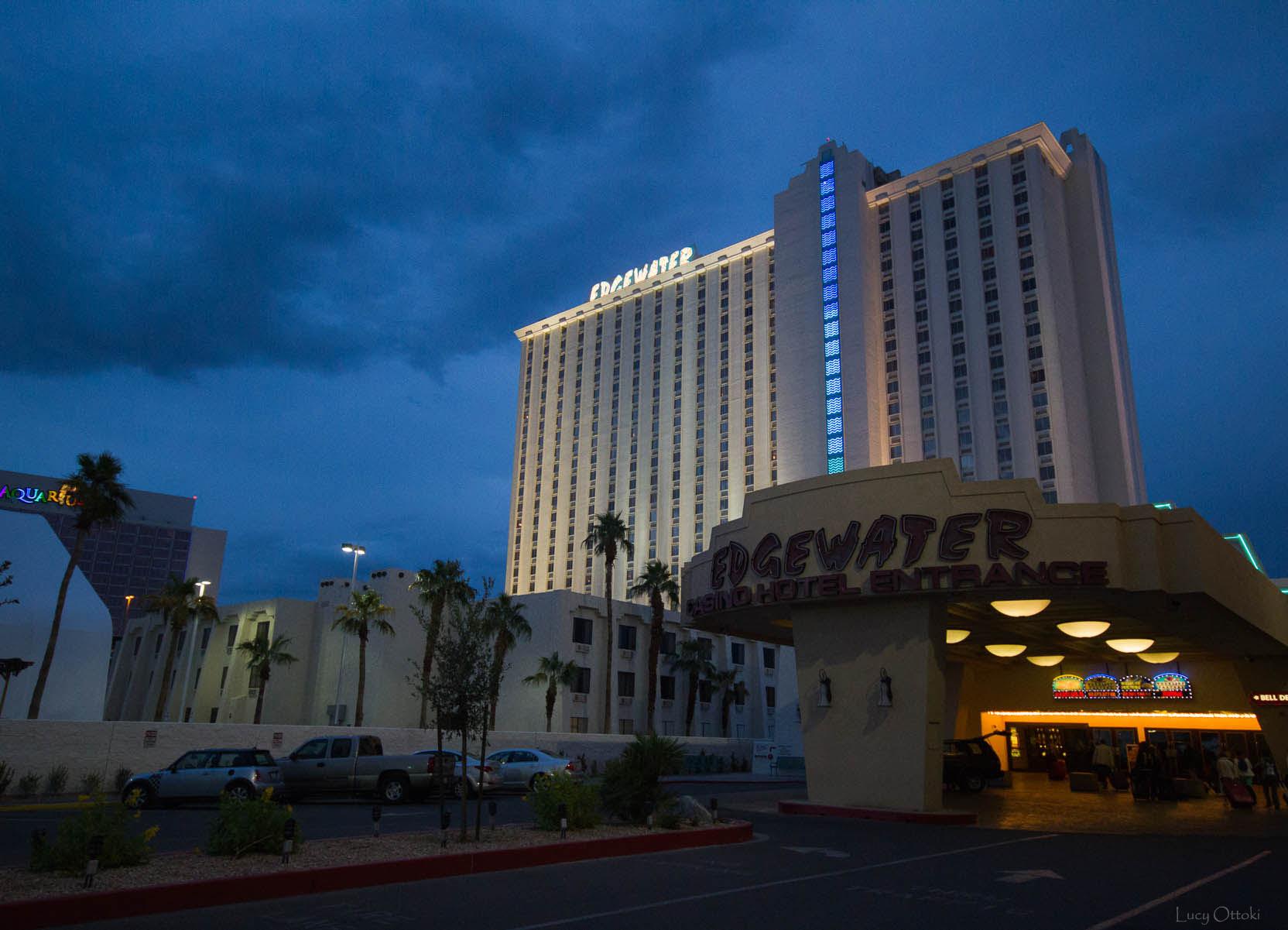 Edgewater casino shuttle