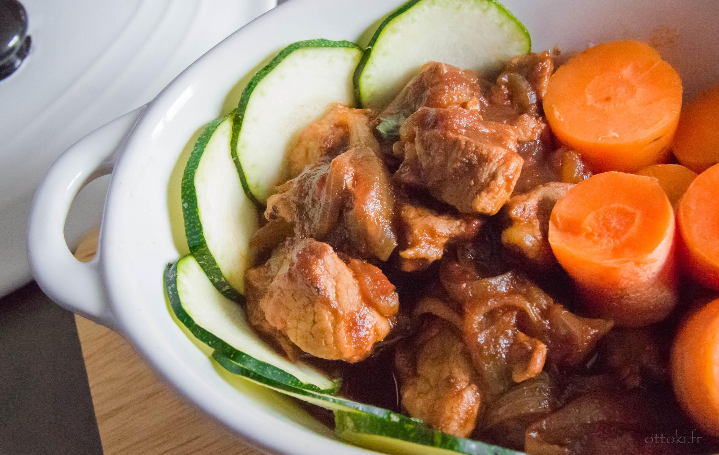 Ottoki filet mignon de porc au miel - Comment cuisiner un filet mignon de porc ...