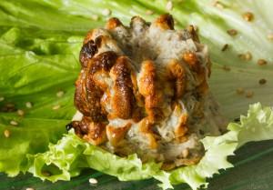 Cannelés champignons