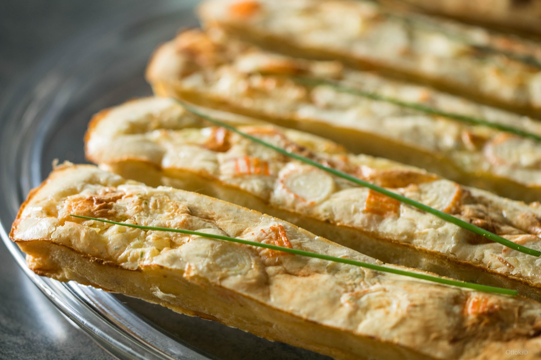 Cakes crevettes surimi