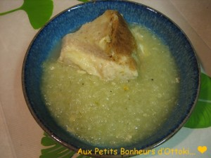 Soupe cantal