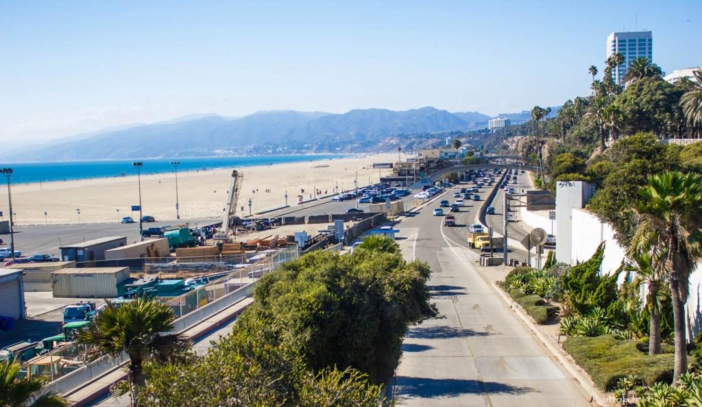 Plage Santa Monica33