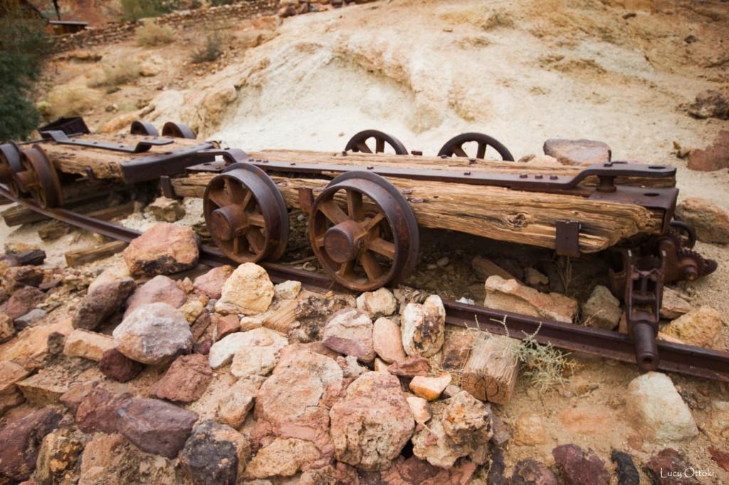 Chariots mineurs à Calico33