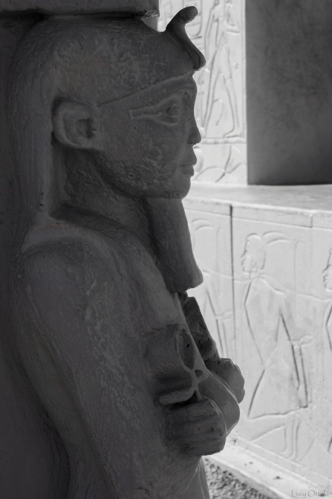Détail statue2500