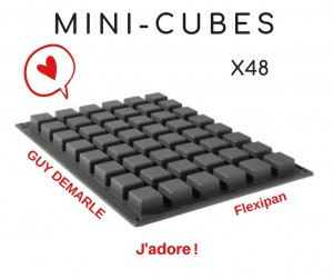 Mini-Cubes x 48